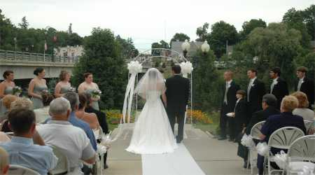 Ceremonies, Receptions, & Private Events